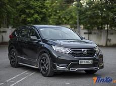 Đánh giá Honda CR-V Turbo 2018 - Xe lái hay, tiện nghi tốt nhưng không phải của số đông