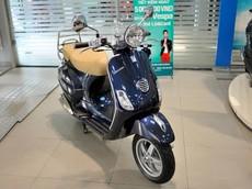 Giá xe máy Piaggio Vespa LXV 2019 mới nhất hôm nay tháng 1/2019