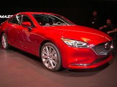 Cập nhật giá xe Mazda 6 mới nhất tháng 11/2018