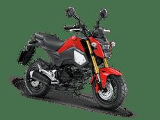 Giá xe máy Honda MSX mới nhất tháng 10/2018