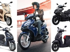 Top 5 xe tay ga 50 triệu đáng mua nhất hiện nay trên thị trường Việt Nam