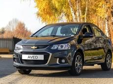 Giá xe Chevrolet Aveo 2019 cập nhật mới nhất tháng 12/2019