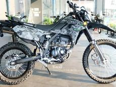 Kawasaki KLX 250 2020: Giá KLX 250 mới nhất tháng 8/2020