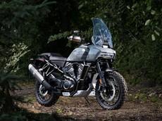 Có gì trên chiếc xe Adventure 1250cc mới của Harley-Davidson?