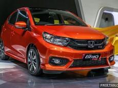 Xe giá rẻ Honda Brio thế hệ mới chính thức được vén màn