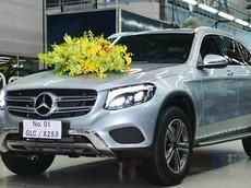 Giá xe Mercedes-Benz GLC 2019 mới nhất hôm nay tháng 3/2019
