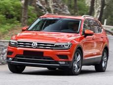 Volkswagen Tiguan: Giá xe Volkswagen Tiguan và khuyến mãi tháng 8/2020 mới nhất