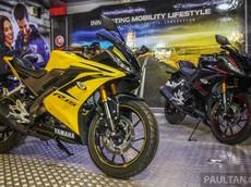 Yamaha R15 2018 bán ra tại Malaysia với giá 68,5 triệu đồng