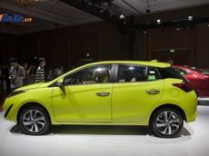 Đánh giá nhanh Toyota Yaris G 2018: Xe nhập khẩu hạng B, đắt ngang xe hạng C