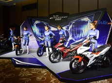 Yamaha Exciter 150 2019 chính thức ra mắt, đèn pha thay đổi, giá từ 46,99 triệu đồng