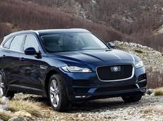 Giá xe Jaguar F-Pace 2019 cập nhật mới nhất tháng 12/2019