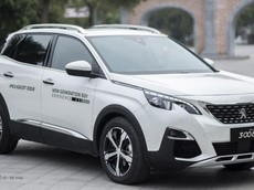 Peugeot 3008: Giá xe Peugeot 3008 và khuyến mãi tháng 8/2020 mới nhất tại Việt Nam