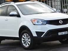 Bảng giá xe Ssangyong 2020 cập nhật mới nhất tháng 4/2020