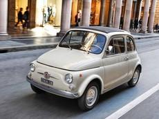Giá xe Fiat 500 mới nhất tháng 1/2019