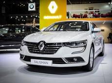 Bảng giá xe Renault cập nhật mới nhất tháng 12/2019