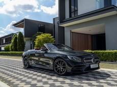 Mercedes-Benz S560 Cabriolet 2019 ra mắt thị trường Đông Nam Á