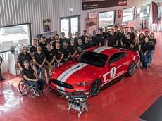 Hennessey Performance kỷ niệm chiếc xe thứ 10.000 của mình bằng mẫu Mustang độ 808 mã lực
