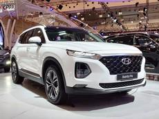 Hyundai Santa Fe 2019 chính thức ra mắt Đông Nam Á, chưa hẹn về Việt Nam