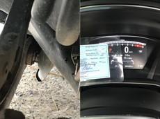 """Người dùng Việt Nam """"tố"""" Honda CR-V 2018 vừa mua 2 tuần đã bị gỉ sét"""