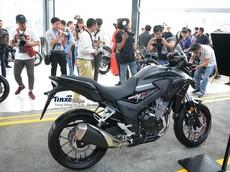 Cập nhật giá xe máy Honda CB500X mới nhất tháng 10/2018