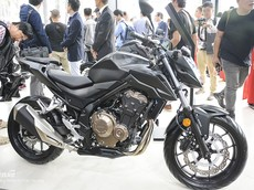 Giá xe Honda CB500F 2018 mới nhất tháng 8/2018