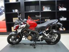 Giá xe Honda CB650F 2018 tháng 8/2018