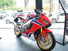 Giá xe máy Honda CBR1000RR FireBlade SP tháng 2/2019 hôm nay