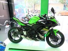 Kawasaki Ninja 650: Giá xe Ninja 650 mới nhất tháng 4/2020