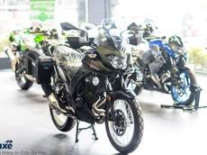 Kawasaki Versys X300: Giá xe Versys X300 mới nhất tháng 4/2020