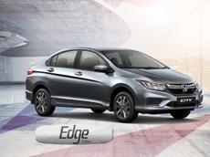 Honda giới thiệu City Edge 2018 với trang bị như bản cao cấp, giá như bản cấp thấp