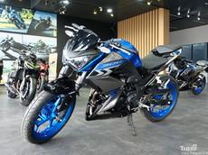 Kawasaki Z300: Giá xe Z300 mới nhất tháng 3/2020