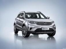Ford Territory - SUV cỡ trung bình dân mới, ra đời từ xe Trung Quốc
