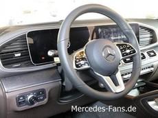 Nội thất Mercedes-Benz GLE 2019 bất ngờ bị rò rỉ