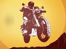 Triumph Scrambler 1200 chính thức hẹn ngày ra mắt