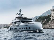 Siêu du thuyền mang phong cách Porsche Design chính thức trình làng