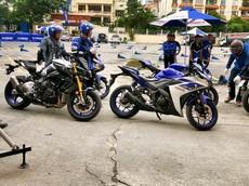 Yamaha có thể phân phối ít nhất 3 mẫu xe mô tô phân khối lớn tại Việt Nam trong thời gian tới