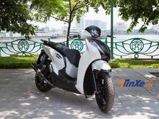 Lác mắt ngắm Honda SH300i độ khủng mà tinh tế của dân chơi Hà Thành