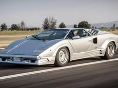 Tìm hiểu câu chuyện có thực đằng sau cái tên siêu xe Lamborghini Countach