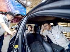 Separated Sound Zone: công nghệ phân vùng âm thanh cho ô tô