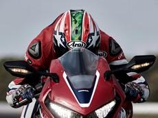 """Honda phát triển yên xe phân khối lớn chống """"hăm"""" cho biker"""