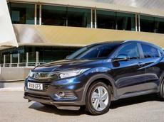 Làm quen với Honda HR-V 2019 được trang bị động cơ tăng áp 1,5 lít như CR-V