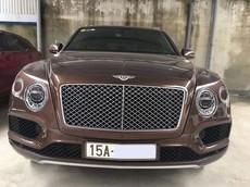 """SUV siêu sang Bentley Bentayga đầu tiên """"làm dâu"""" tại Hải Phòng"""