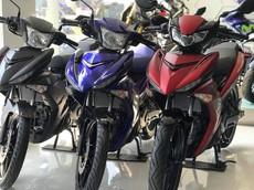 Yamaha Exciter 150 2019 đội giá mạnh tại miền Nam, miền Bắc vẫn bán đúng giá