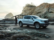 Xe bán tải Ford Ranger 2019 có giá chưa đến 600 triệu đồng tại Mỹ
