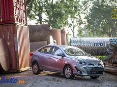 """Toyota Vios 1.5G 2018 - Vẫn là """"Người anh em thiện lành"""""""