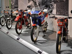 Top 10 bảo tàng xe máy lớn nhất trên thế giới (Phần 2)