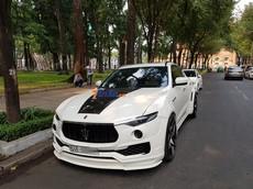 Đánh giá nhanh Maserati Levante độ body kit Novitec độc nhất vô nhị tại Việt Nam