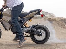 Honda MSX 125 độ động cơ điện mạnh hơn cả Yamaha MT-09