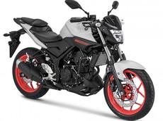 Yamaha MT-25 2018 được bổ sung lựa chọn màu đỏ