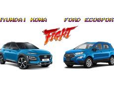 Có 700 triệu đồng trong tay, mua Hyundai Kona hay Ford EcoSport?